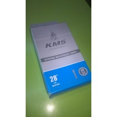 Камера велосипедная KMS 28
